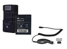 OEM HB4J1H for Huawei U8120 w/ Universal External & Micro USB Car Charger