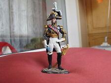 Toy tin soldiers Napoleonic War MARSHAL Marechal Napoleon 1812   75mm