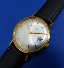 Exquisite Vintage Mans RALCO-MATIC Self  Winding, Stunning Slim Case!