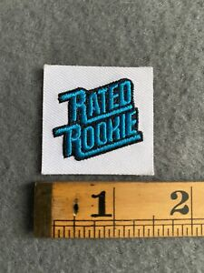 Rated Rookie Patch B3