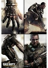 "CALL OF DUTY POSTER ""ADVANCED WARFARE GRID"" LICENSED ""BRAND NEW"""