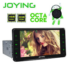 Joying 4GB RAM 6.2'' Single 1Din Indash Car Stereo Android 8.0 PX5 HD1024*600 BT