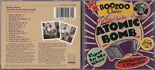 CD 14T BOOZOO CHAVIS THE LAKE CHARLES ATOMIC BOMB (ORIGINAL GOLDBAND RECORDINGS)