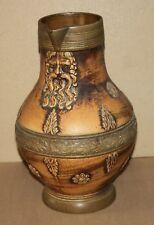 Vase pichet en céramique années 50  West Germany Pottery JASBA