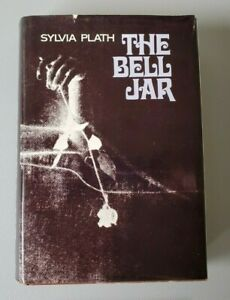 The Bell Jar by Sylvia Plath, Harper & Row, 1971, 1st American Edition
