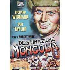 Dvd DESTINAZIONE MONGOLIA - (1953) Guerra ** A&R Productions ** ....NUOVO