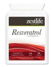 Zestlife Resveratrol 60mg 60 Capsules