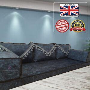 GARDEN Bench Cushions | MAJLIS Floor Sofa Set | PREMIUM Quality Foam Included