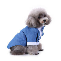 Pet Cozy Dog Outfit Suit with Bowtie for Small Dogs & Cats
