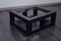 Plinth for turntable EMT 930 oak veneer black