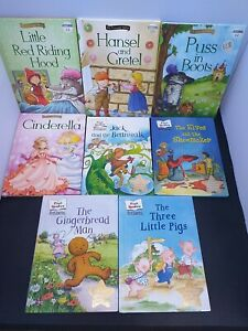 First Readers and My favourite stories children's book bundle