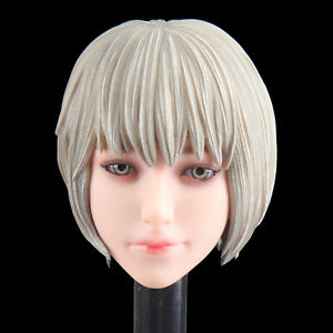 "I8 Toys 501S612-N 1/6 Rine Serene Hound Troop 12"" Female Action Figure Head Toy"