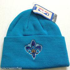 NBA New Orleans Hornets Adidas Fall 07 Winter Knit Hat Beanie Cap OSFA NEW!!