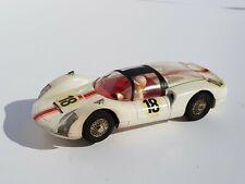 RARE VINTAGE MARKLIN PORSCHE CARRERA 6 RACE CAR 1/32 SLOT CAR EXCELLENT