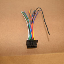 NEW WIRE HARNESS FOR JVC KD-T900BTS KDT900BTS Free Fast Shipping
