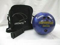Brunswick Renegade Bowling Ball 12 Pounds Ebonite Bag (AL)