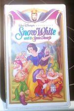 Snow White and the Seven Dwarfs - Walt Disney's Masterpiece VHS