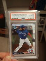 2019 Bowman Chrome  #73 Vladimir Guerrero Jr PSA 10  #45285619 Blue Jays POP 337