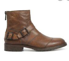Belstaff Boots Cognac Size 9