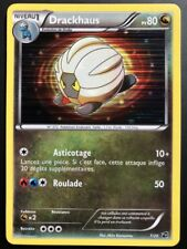 Carte Pokemon DRACKHAUS 7/20 Holo Promo Coffre des Dragons FR NEUF