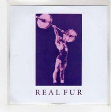 (FU720) Real Fur, The Fool - DJ CD