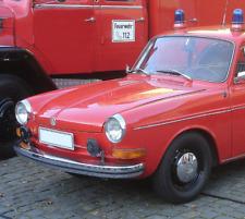 VW Typ 3 späte Ausführung - Kastenstoßstange SONDERPREIS