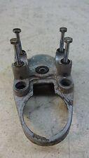 1965 honda s65 sport cub H1170~ lower bar handlebar clamp