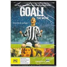 DVD GOAL THE MOVIE Kuno Becker 2005 Drama Sport +Special Features R4 [BNS]