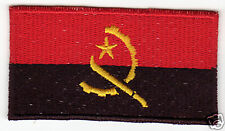 ANGOLA Flag Country Patch