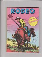 RODEO n°322 - Juin 1978.  Aventures de Tex. Etat neuf