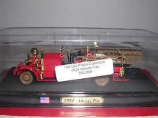 "Del-Prado #009  1924 Ahrens-Fox Pumper Fire Truck Built-up  ""S Gauge"" 1:64"
