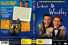 The Complete Adventures of Lano and Woodley 2 DVD NEW Australia Comedy REGION 4