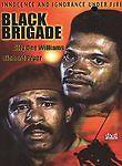 Black Brigade (DVD, 2004) stars Richard Pryor & Billy Dee Williams! Ships FREE