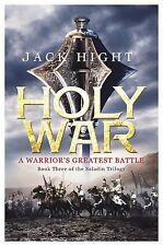 Holy War (The Saladin Trilogy)-ExLibrary