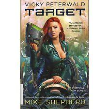 Target Mike Shepherd 2014 1st Pb Vicky Peterwald x-lib á´º s1