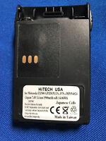 2 Batteries(Japan Li1.8A)For MOTOROLA#JMNN4024 EX500 EX600XLS GL2000 GP628 GP688
