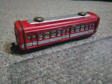 ICHIKO Japan tinplate train wagon