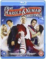 A Very Harold and Kumar Christmas [Blu-ray] [2012] [Region Free] [DVD]