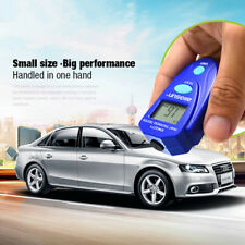 Car Tester Gauge Meter Measuring Tool LCD Digital Paint Coating Thickness Probe