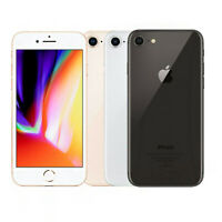 Apple iPhone 8 64GB 256GB A1863 GSM Unlocked iOS Smartphone All Colors