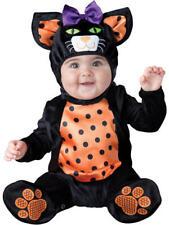 Infants InCharacter Mini Meow Cat Halloween Fancy Dress Costume