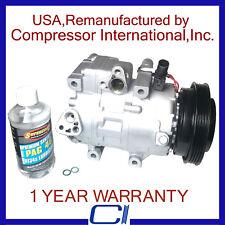 2006-2009 Accent 1.6L OEM Reman A/C Compressor