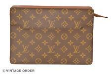 Louis Vuitton Monogram Pochette Homme Clutch Bag M51795 - YG00822