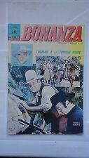 BD BONANZA N°13 JUIN 1966 VEDETTES TV SAGE