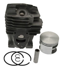 Cylinder Head Pot & Piston Fits STIHL Chainsaw MS261 Nisc Nikasil Coated Bore