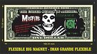 MISFITS IMAN BILLETE 1 DOLLAR BILL MAGNET