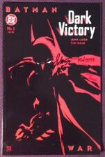 Batman Dark Victory #1 Signed by Loeb & Sale with COA (DC 1999) VF condition.