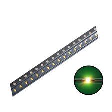 100pcs 04021005 Smd Led Diode Lights Bulbwarm White Ultra Bright Chips