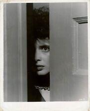 cinema Isabella Rossellini Blue Velvet 1986 argentique époque Lynch