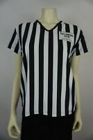 Tullamore Dew Irish Whiskey Womens Shirt Striped Bartender Size XL